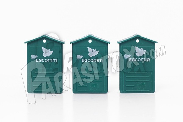 ultrason anti pigeon stopbirdy lot de 3. Black Bedroom Furniture Sets. Home Design Ideas