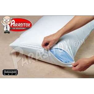 Anti punaise de lit housses d 39 oreiller mattress safe for Housse anti punaise de lit