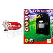 Ultrason Anti Lapin Garden Protector Deluxe avec flash