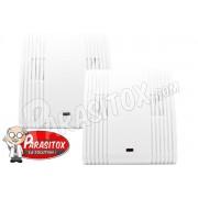 Ultrason Anti Moustiques Portable Moskito Repel sur 50m² en lot de 2