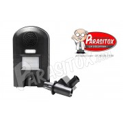 Ultrason Anti Fouine Anti Martre Anti Lérot Garden Protector Deluxe avec flash