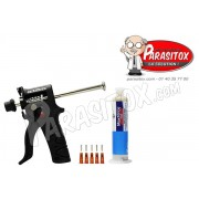 Gel Anti Cafard et Blatte Maxforce Prime 30g et son Pistolet Applicateur