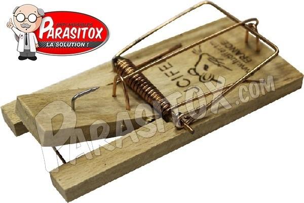 Tapette souris en bois - Tapette a rat ...