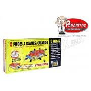 Pièges Anti Cafard Anti Blatte Sticky Box