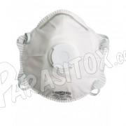 Masque protection FFP2 pour traitement désinsectisation et désinfection
