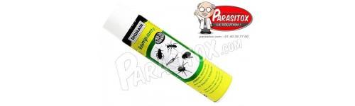 Aerosols fourmis